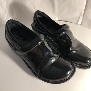 Born Concepts Patent Leather BOC shoes sz 7